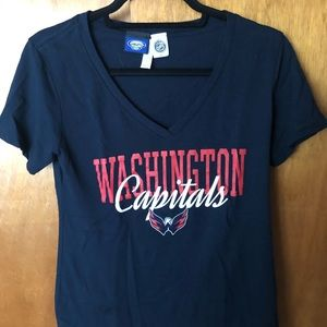 Washington Capitals V-Neck